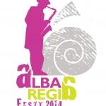 Alba Regia Feszt logo fehér
