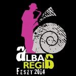 Alba Regia Feszt logo fekete